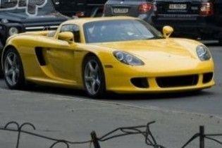 Син Черновецького купив суперкар за півмільйона доларів