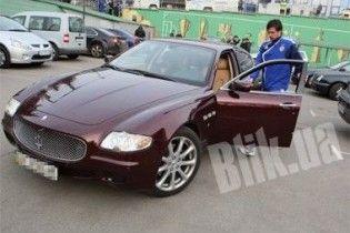 Артем Мілевський придбав нову Maserati