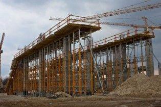 Євро-2012. Будівництво стадіону у Львові в критичному стані