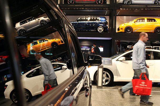 Міжнародний автосалон у Нью-Йорку