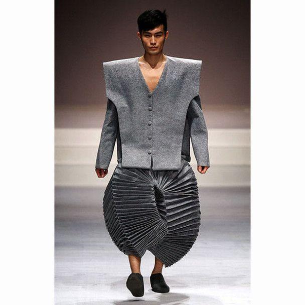 Піднебесна Висока мода