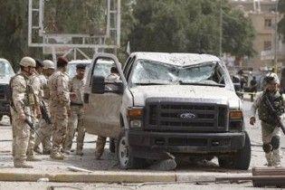 В Іраку підірвали кортеж голови місії ООН