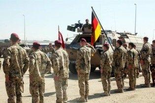 Німецькі війська в Афганістані помилково знищили п'ятьох солдатів