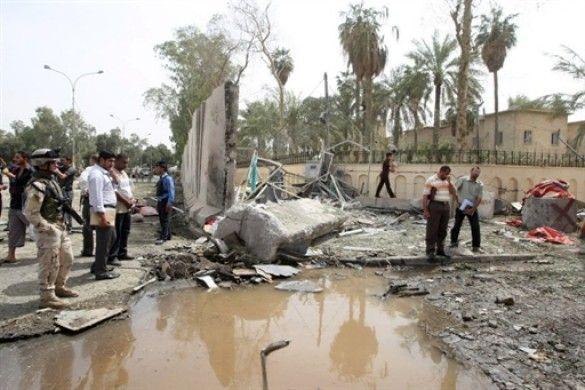 Теракти в Багдаді