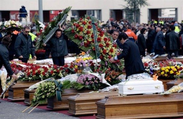 В Італії згадали жертв землетрусу в Аквілі