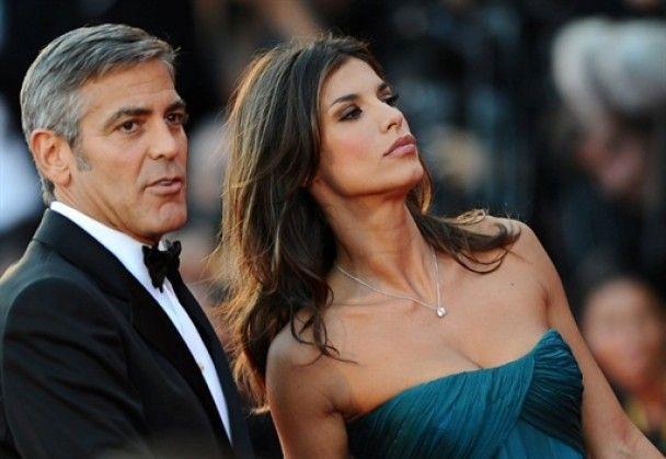Джордж Клуні покинув наречену