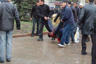 Число жертв зіткнень у Киргизії досягло 12 людей
