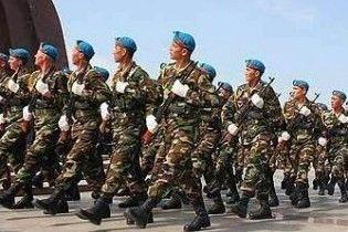 Армія Киргизії перейшла на бік опозиції