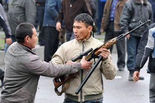 Новий глава МВС Киргизії дозволив стріляти в мародерів