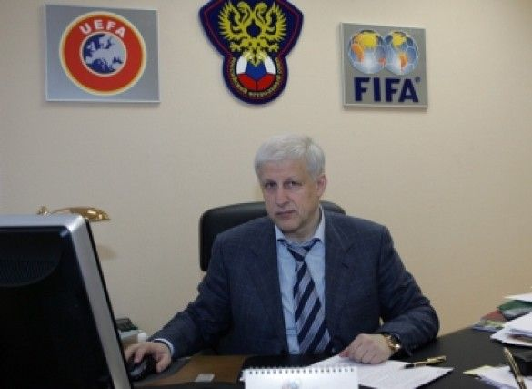 Сергій Фурсенко - президент РСФ