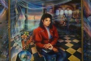 Рідкісний портрет Джексона виставлено на Інтернет-аукціон