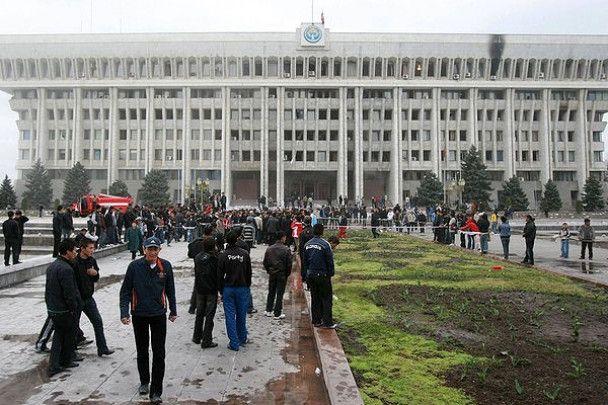 Наслідки перевороту у Киргизії