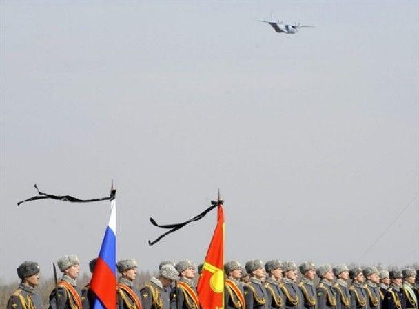 Тіло загиблого в авіакатастрофі президента Польщі перевезли до Варшави