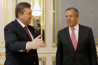 Янукович та Лавров виступлять у Страсбурзі перед депутатами ПАРЄ