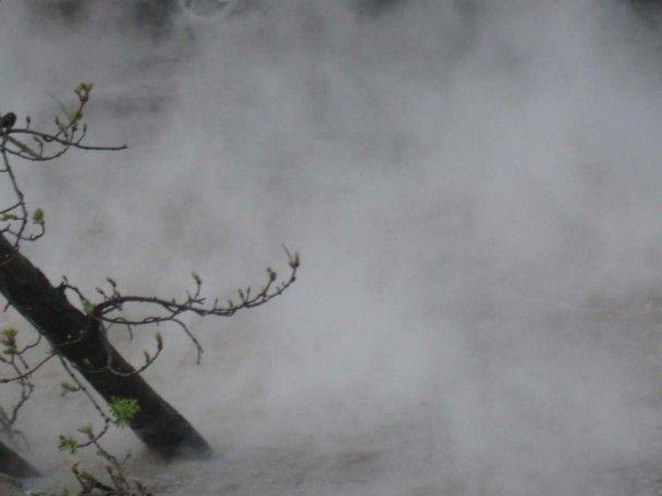 Через прорив труб центр Києва залило окропом