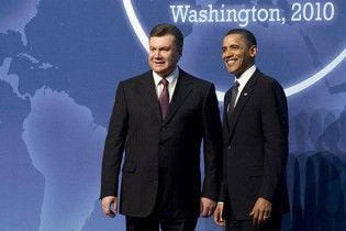 """В Америці Януковича назвали """"провідним учасником"""" ядерного саміту"""