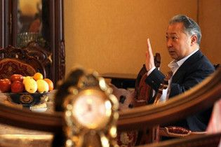 У Киргизії знайшли золото родичів скинутого президента Бакієва