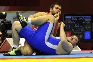 Українці невдало стартували на чемпіонаті Європи з боротьби