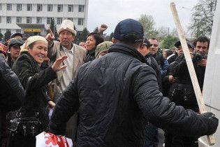 Звільнений глава МВС Киргизії повернувся на свій пост