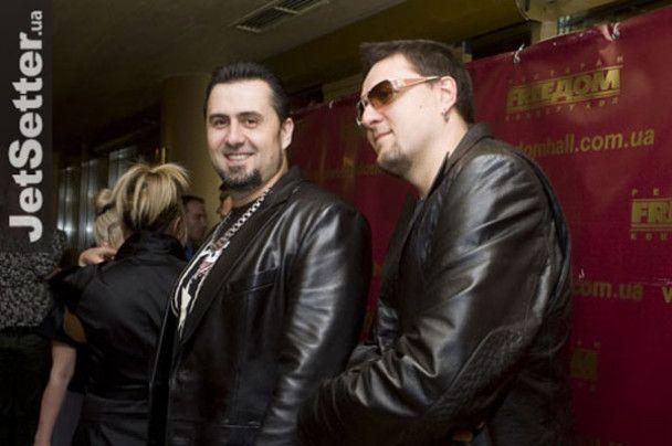 """Могилевська потусила із Жуковим з """"Руки вверх"""""""