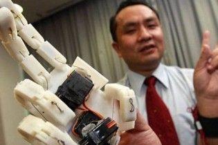 Учені винайшли електронні руки для Інтернету