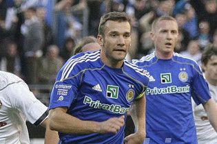 Шевченко: дуже хотілося б дотягнути до Євро-2012