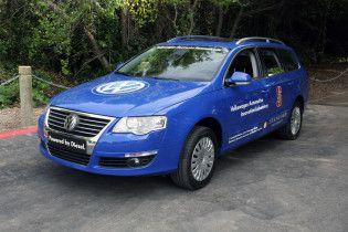 Volkswagen представив нову систему, яка управляє автомобілем без участі водія
