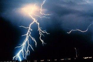 В шести областях України пройдуть сильні зливи