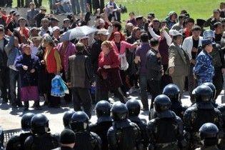 Росія допоможе Киргизії відновити порядок у країні