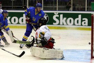 Україна розгромила господарів чемпіонату світу з хокею