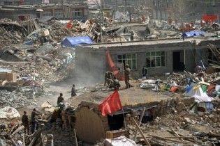У Китаї заарештували жінку, яка написала в Інтернеті про новий землетрус