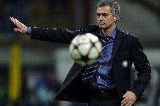 """Моурінью виграв з """"Інтером"""" всі турніри в Італії"""
