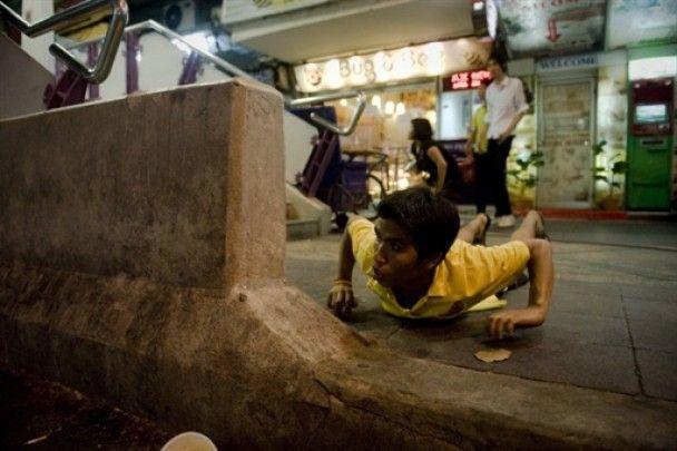 Пасажирів метро Бангкока розстріляли з гранатомета