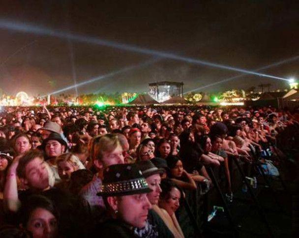 Зірковий фестиваль Coachella