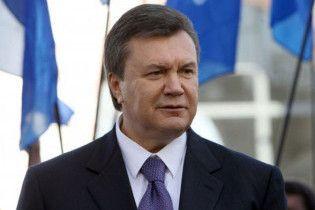Янукович звернувся до народу з приводу ЧФ: діалог з великим сусідом відновлено