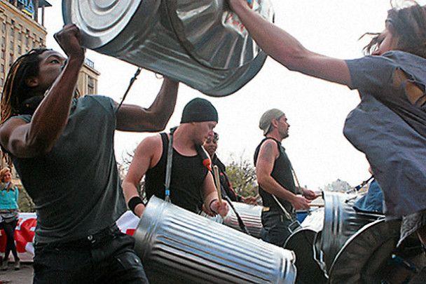Унікальне ритм-шум-шоу STOMP у Києві