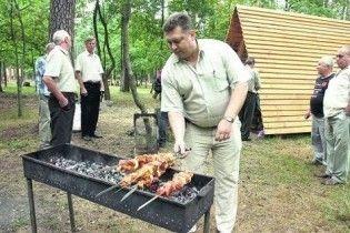 У Києві визначили зони для пікніків