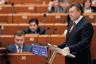 Росія звинуватила ПАРЄ у перекручуванні заяви Януковича про Голодомор