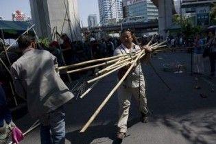 Таїландські опозиціонери напали на бангкокський госпіталь