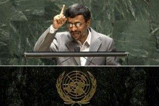 Ахмадінежад передбачив дві нові війни на Близькому Сході