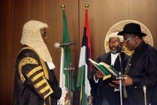 Прийняв присягу новий президент Нігерії