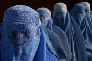 Таліби пригрозили Бельгії терактами за заборону паранджі