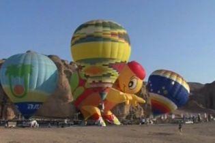 В Ізраїлі відбувся парад повітряних куль