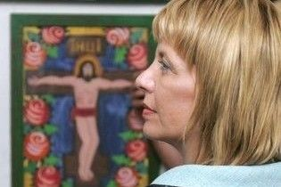 Дружина Ющенка оголошує конкурс через прес-службу чоловіка