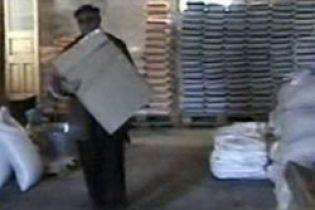 Сумські митники затримали незвичний вантаж (відео)