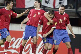 Серби здолали італійців