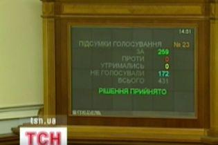 ПР хоче судитися через голосування за бюджет