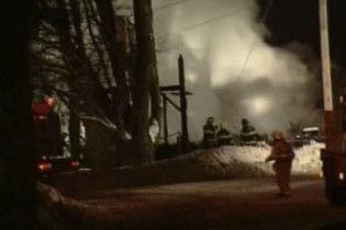 Вісім людей загинули при пожежі в Річленді