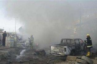 Вибух у Багдаді забрав 12 життів