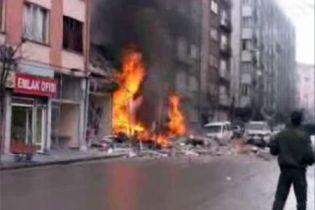 10 людей постраждали від вибуху в Туреччині